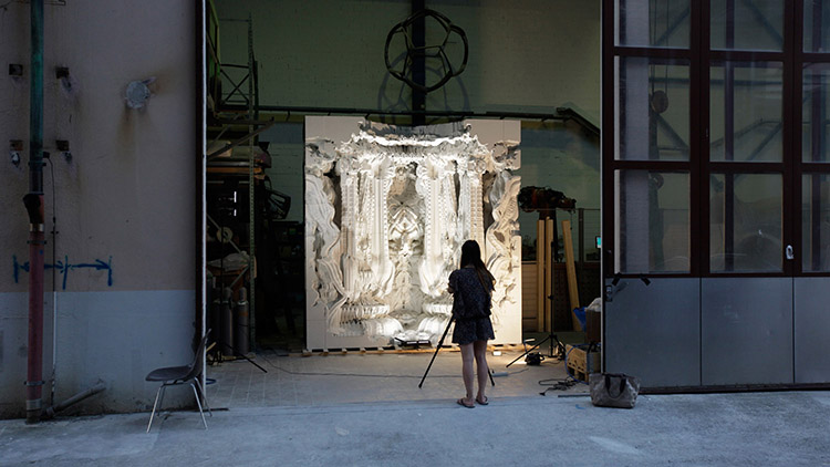 Now Complete: The World's First 3-D-Printed Room