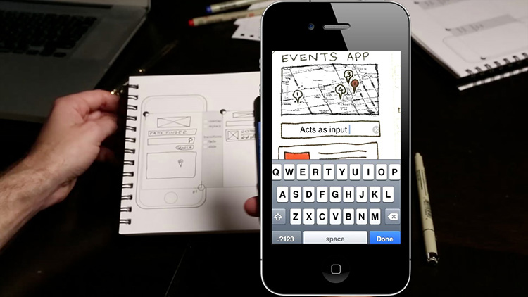 Kickstarting: AppSeed Turns Your Sketches Into Apps