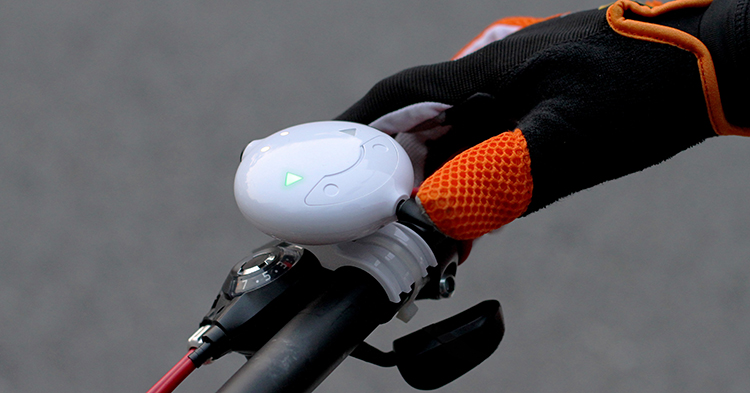 Hey, Cyclists: This LED-Powered Backpack Could Save Your Life