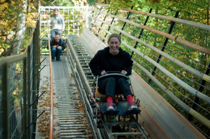 Watch: An Amusement Park, Entirely Handmade In The Woods Of Italy