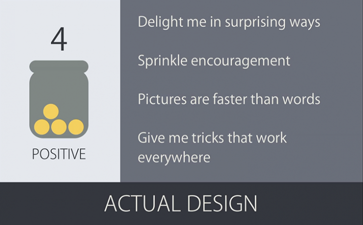 Google's Dead-Simple Tool For Making UX Decisions: 2 Jars Of Marbles