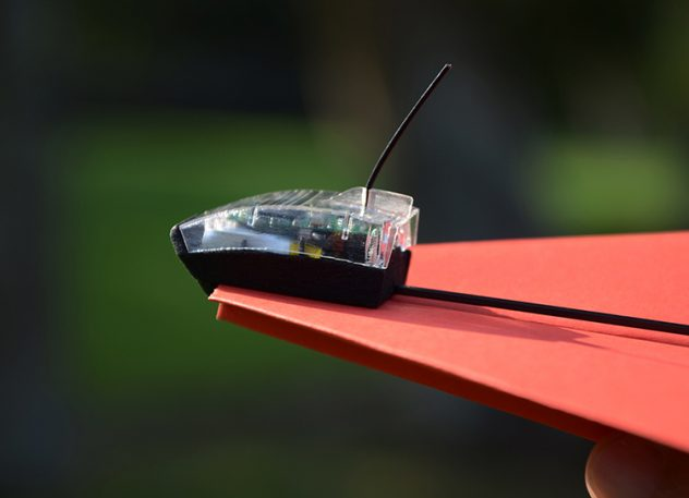 After 2,500 Years, The Paper Airplane Goes Digital