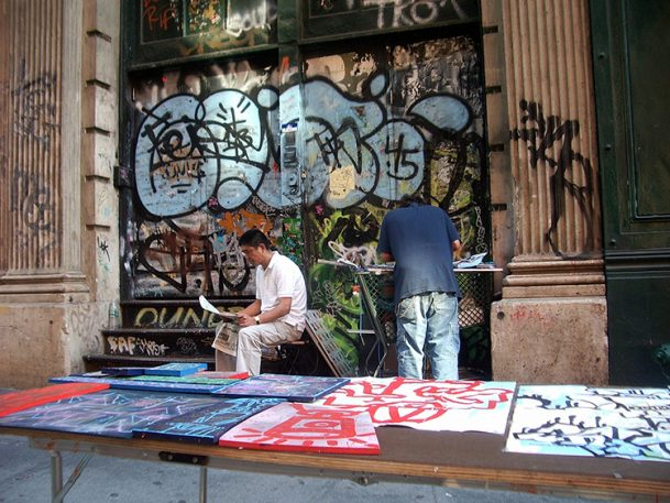 Can Graffiti Be Good For Cities?