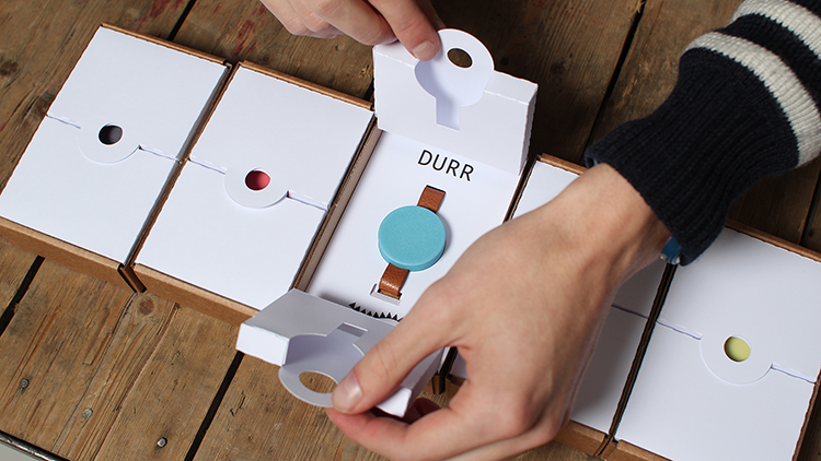 A Watch That Teaches The Value Of Time