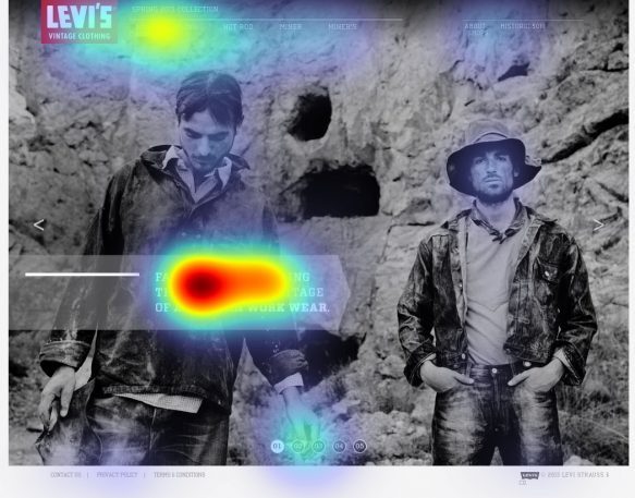 Eyetracking Study Reveals What People Actually Look At When Shopping Online