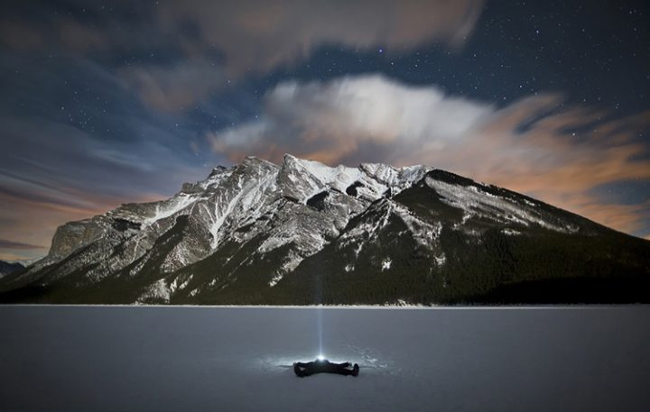 Jaw-Dropping Selfies Taken In The Canadian Wilderness