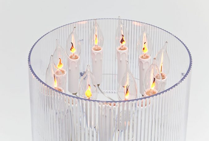 14 Designers Reimagine The Classic Bourgie Lamp