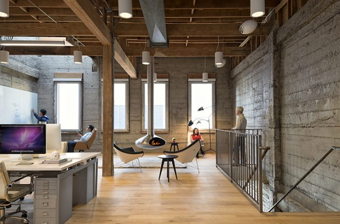 """A """"Star Wars""""-Inspired Office In The Heart Of Silicon Valley"""