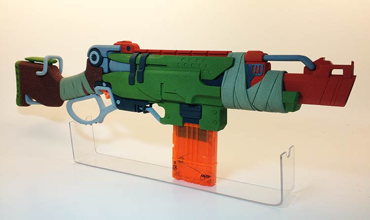 Behind The Scenes At Nerf HQ And The Making Of The Slingfire Zombie Blaster