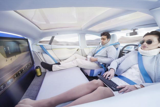 The Office Of The 21st Century Will Be Your Self-Driving Car
