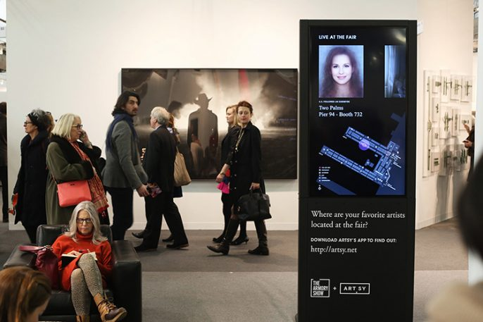An Interactive Guide To New York's Armory Show