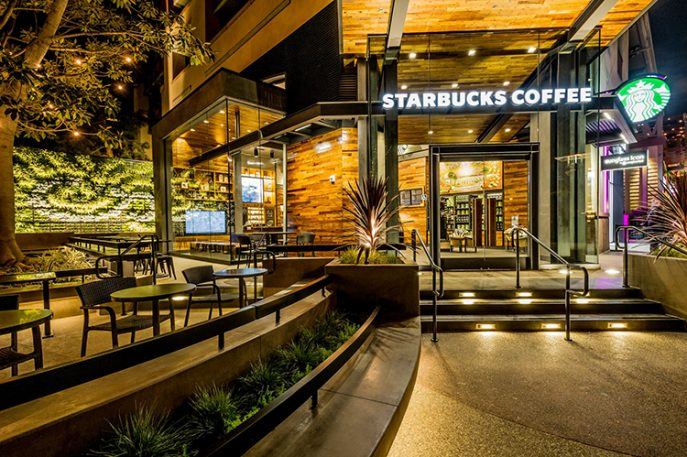 Starbucks's Disneyland Store Is Surprisingly Classy