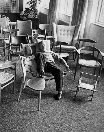 How Hans Wegner Redesigned The Chair 500 Times