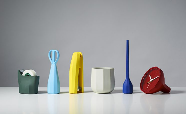 Beautiful Desk Accessories Inspired By Rock Formations
