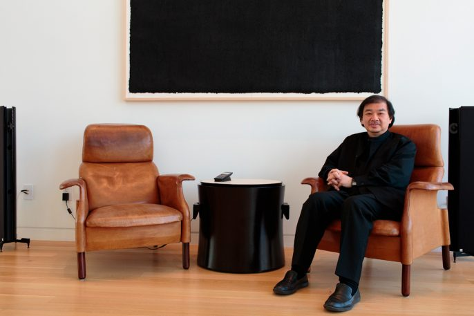 Shigeru Ban Wins Architecture's Top Award