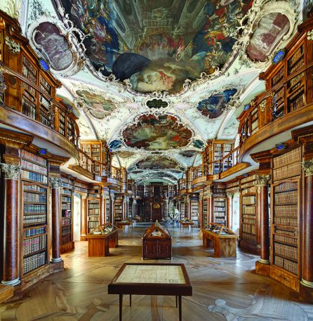 11 Of The World's Most Beautiful Libraries