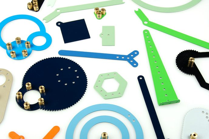 The Classic Meccano Toy Set Gets A 21st Century Spin