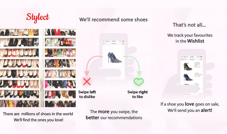 Stylect, The Tinder For Shoes, Finds You A Perfect Pair
