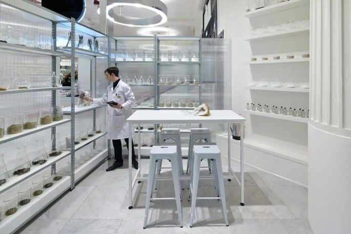 The Fragrance Lab Turns Your Personality Into Perfume