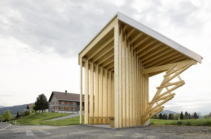 What Happens When You Let Top Architects Design Bus Stops