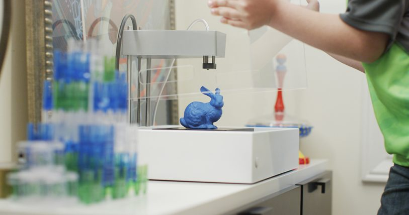 Frog Crowdfunds A $250 3-D Printer