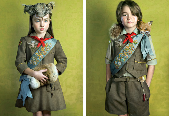 Surreal Photographs Mix Wes Anderson And Salvador Dali
