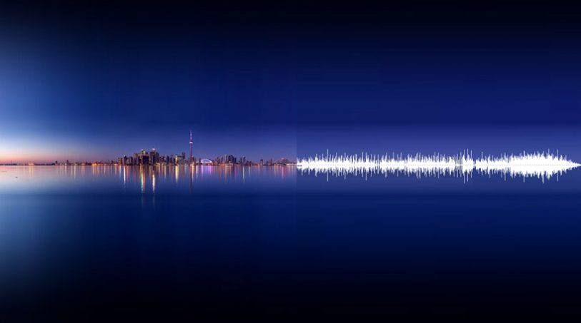 Designer Translates Nature's Jagged Patterns Into Sound Waves