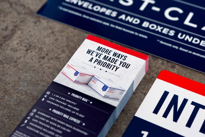 The Badass Postal Service Branding That Could Have Been