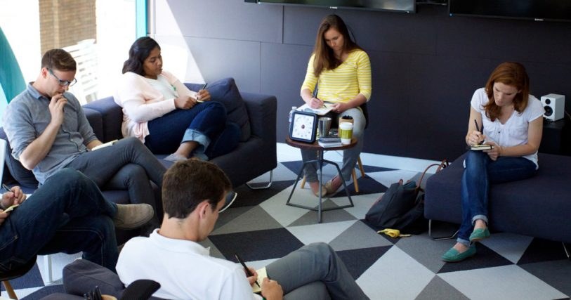 """Note And Vote"": How Google Ventures Avoids Groupthink In Meetings"