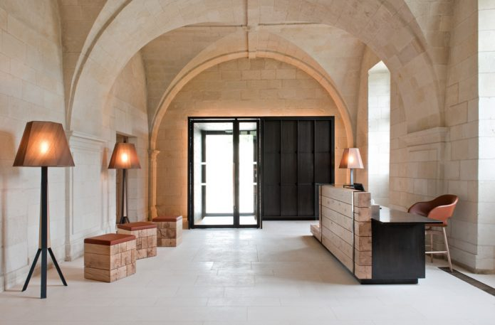Medieval Abbey Converted Into Stunning Modern Hotel