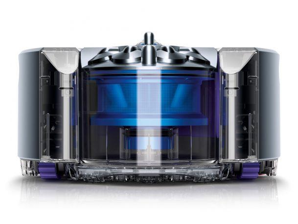 Dyson Builds Its First Robot. Surprise! It's A Vacuum.