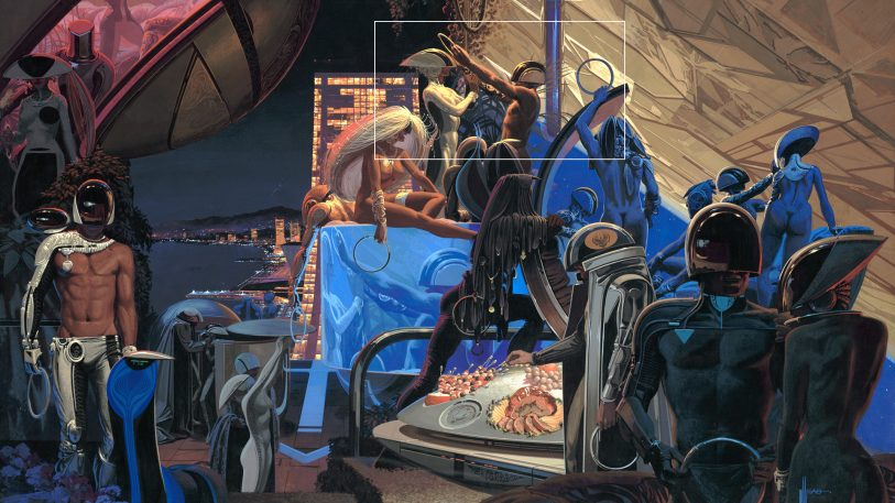 "The Problem With Wearable Technology, According To ""Blade Runner"" Designer Syd Mead"