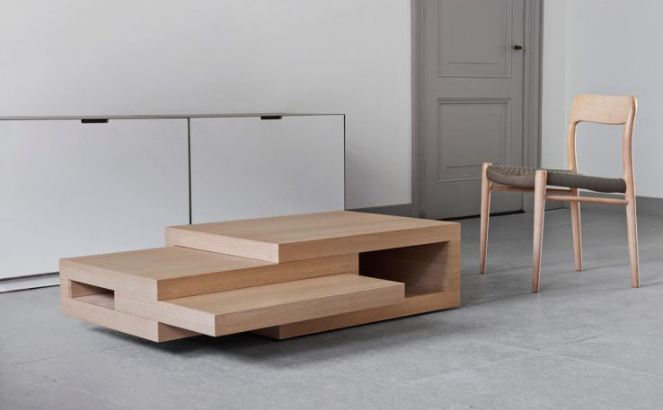 The Ultimate Coffee Table For A Small Apartment