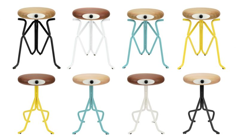 Cyclops Stools That Look Like Adorable Aliens From Another World