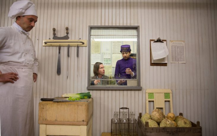 "How Designers Built The World Of ""The Grand Budapest Hotel"" By Hand"