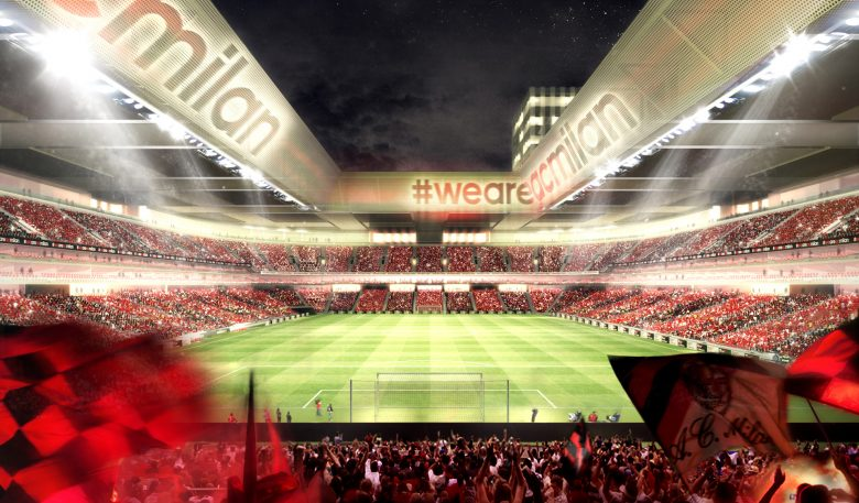 AC Milan Has Plans For 48,000-Person Stadium You Might Not Even Notice