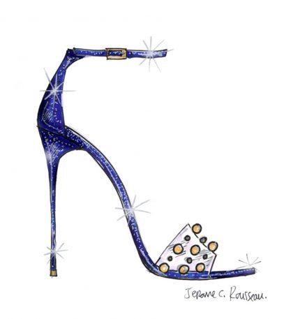 9 Famous Shoe Designers Recreate Cinderella's Glass Slipper
