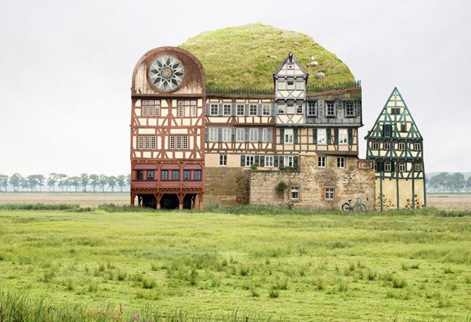 Why Can't These Fairytale Buildings Just Exist In The Real World?