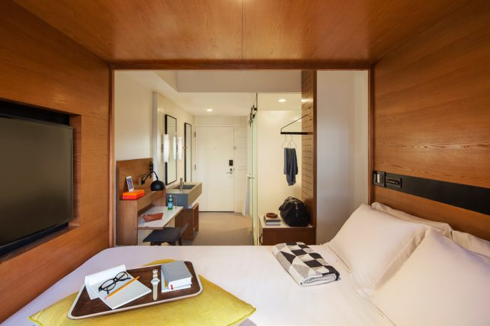 The Micro-Living Trend Checks Into Hotels