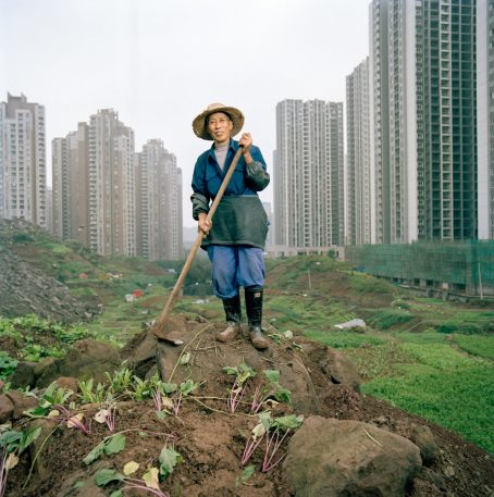 Photos Capture Life In One Of China's Most Rapidly Developing Cities
