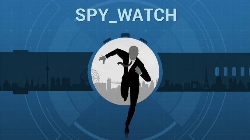 Use The Apple Watch's Terse Notifications To Play This Secret Agent Game