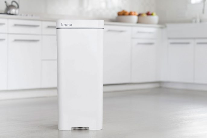 Say Goodbye To Dustpans: The Vacuum Trashcan Is Here