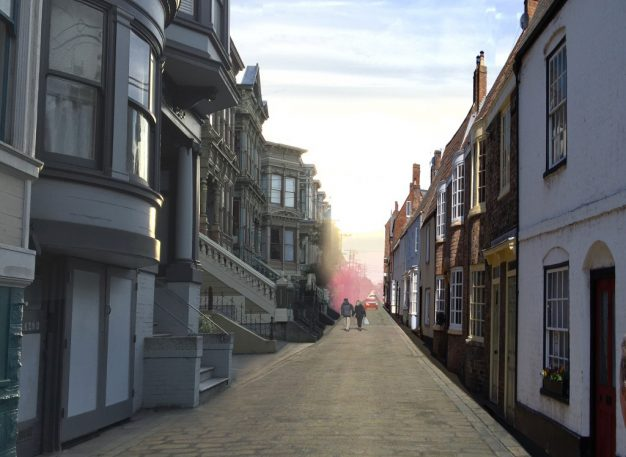 Could Slimmer Streets Help Solve San Francisco's Housing Crisis?