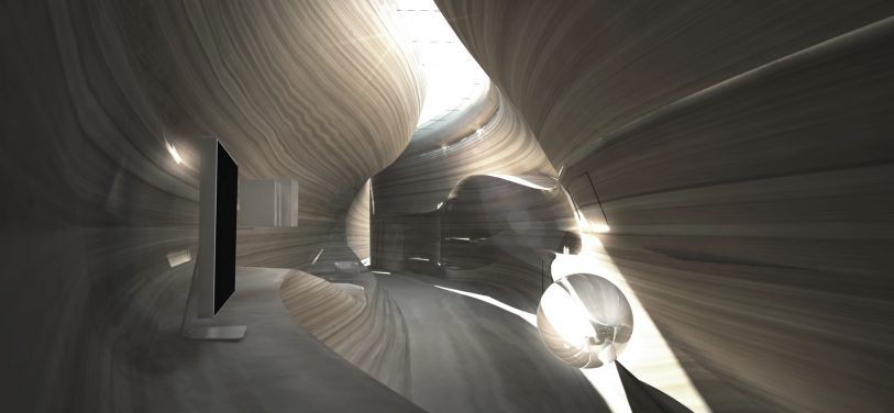 Beat The Drought: The Walls Of This Subterranean House Save Water For You