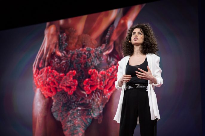 From MIT's Neri Oxman, The (Far-Flung) Future Of Wearables