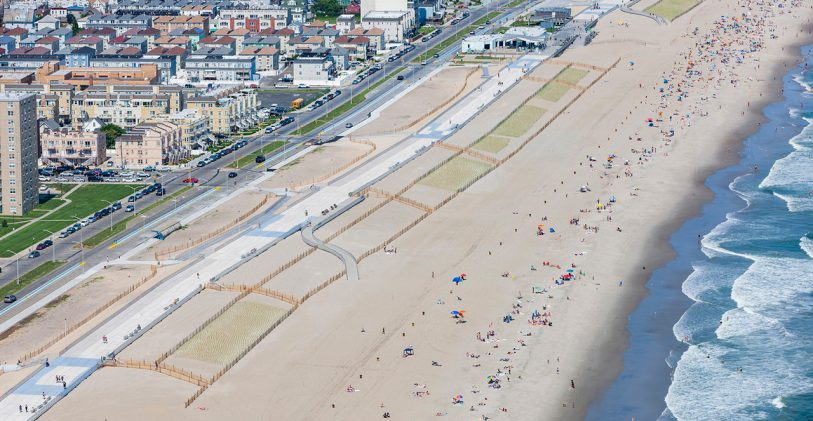 Pentagram Reveals A Bird's-Eye View Of Its Rockaway Beach Easter Egg