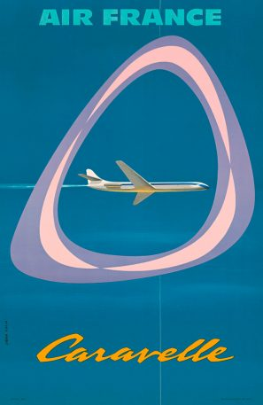 The Vivid And Daring Visual Identities Of Airlines During The Jet Age