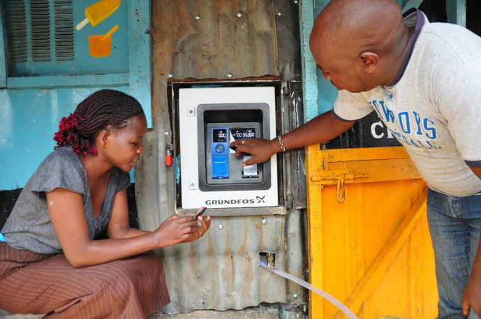 These ATMs In Kenya Dispense Clean Water Instead Of Cash