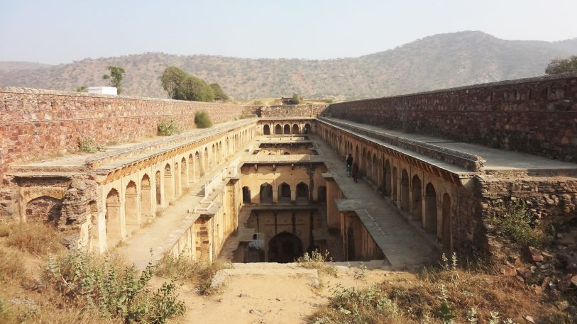 The Forgotten Stepwells Of Urban India