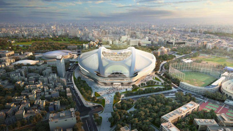 Zaha Hadid Finally Admits Her 2020 Tokyo Olympic Stadium Bid Is Dead